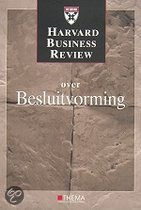 9789058710734-Harvard-Business-Review-Over-Besluitvorming