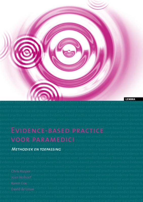9789059312210-Evidence-Based-Practice-Voor-Paramedici