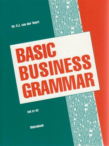 Basic business grammar