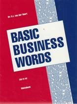 Basic business words