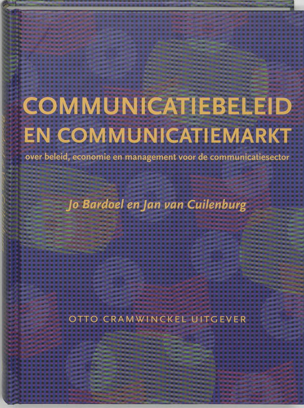 9789075727579-Communicatiebeleid-En-Communicatiemarkt