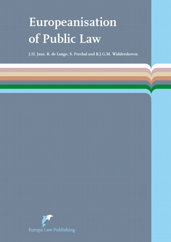 Europeanisation Of Public Law