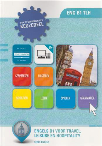 Engels B1-niveau Travel, Leisure & Hospitality (ENG B1 TLH)