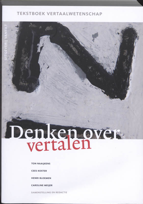 Denken over vertalen