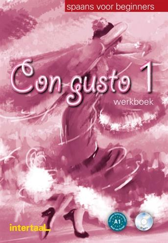 Con Gusto 1 Werkboek + Audio-Cd (1x)