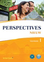 Perspectives nieuw tekstboek 1 + audio CD