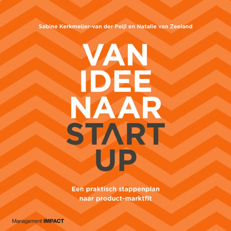 Van idee naar start-up