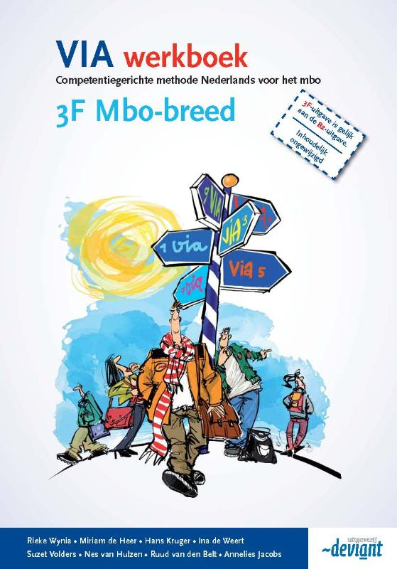 9789490998042-VIA---3F-Mbo-breed-deel-werkboek