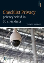 9789491930720-Checklist-privacy-privacybeleid-in-30-checklists